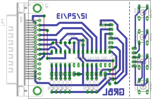 Grbl CNC USB to TB6560 Interface using Arduino | Coreforge
