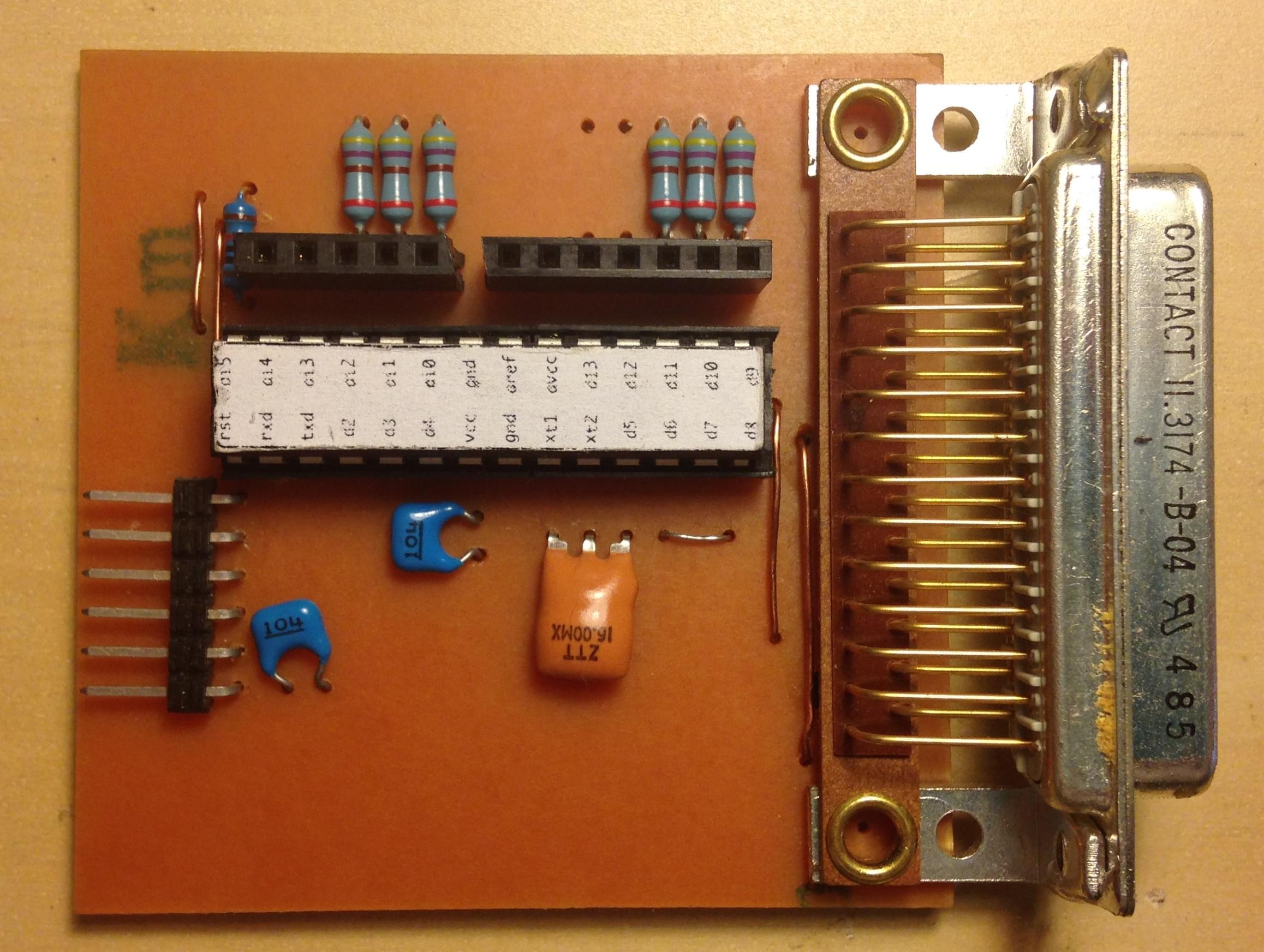 Grbl CNC USB to TB6560 Interface using Arduino | Coreforge